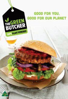 QFB Green Butcher Range