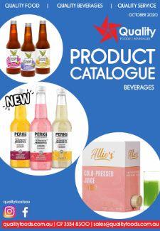 Beverage Product List