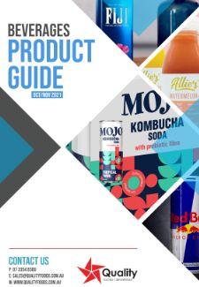 QFB Beverages Product List Oct/Nov 2021