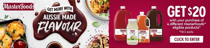 Masterfoods Aussie Made Promo