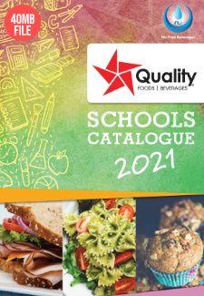 QFB School Catalogue 2021