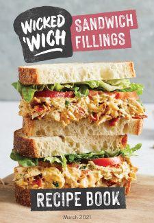 Wicked Wich Recipe Book