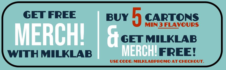 Milklab Merch Promo
