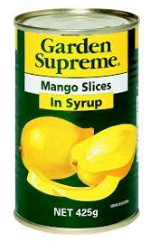 Mango Slices Juice Garden Supreme 425Gr
