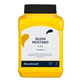 Mustard Dijon 2.2 Kg French Maid