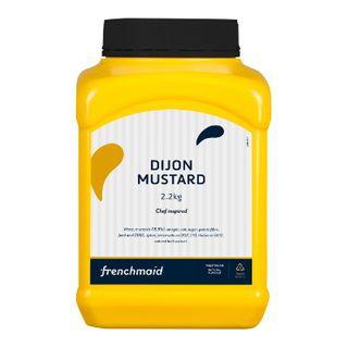 Mustard Dijon 2.2 Kg French Maid