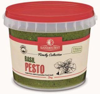 PESTO BASIL 2KG SANDHURST