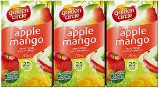 Juice Apple Mango 100% Popper 24 X 150Ml