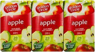 Juice Apple 100% Popper 24 X 250Ml