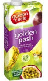 Juice Golden Pash 35% Tetra 12 X 1Lt