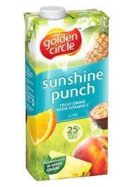Juice Sunshine Pash 35% Tetra 12 X 1Lt