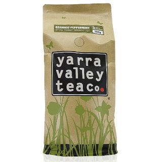 TEA PEPPERMINT ORGANIC 300G YARRA VALLEY TEA CO
