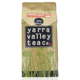 TEA RELAX ORGANIC 400G YARRA VALLE TEA