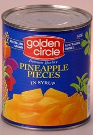 Pineapple Pieces In Syrup G/C 850G