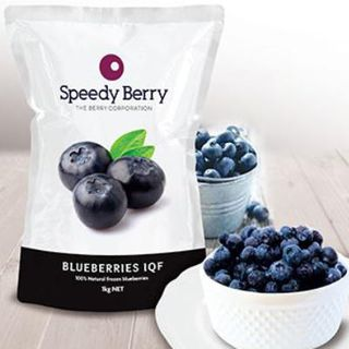 BLUEBERRIES FRZ IQF 1KG SPEEDYBERRY