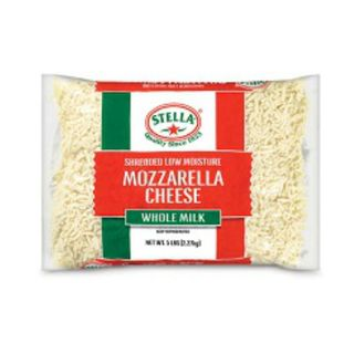 MOZZARELLA SHREDDED (WHITE) 2.26KG STELLA