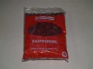 RASPBERRIES FRZ IQF 1KG SPEEDYBERRY
