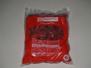 STRAWBERRIES FROZEN 1KG SPEEDYBERRY