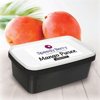 MANGO PUREE FROZEN 1KG SPEEDYBERRY