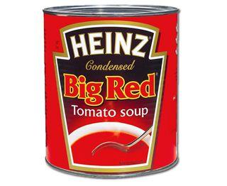 HEINZ BIG RED TOMATO SOUP LIQUID 3KG