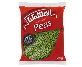 Peas Green Frozen 2Kg Watties