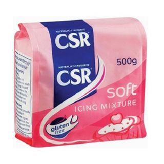 Sugar Icing Mixture G/F 500Gm Csr