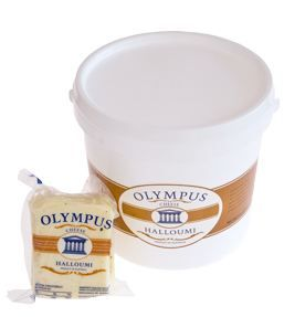 CHEESE HALOUMI BUCKET 2KG