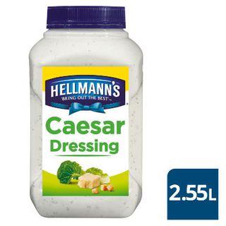 Caesar Dressing Hellmans  2.55Ltr