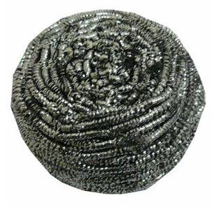 SCOURER STAINLESS STEEL ROUND 12 X 50G