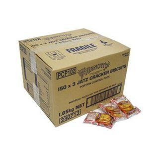 Crackers P/C Jatz 150 X 3Pk