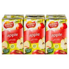 Juice Apple 25% Popper 24 X 250Ml