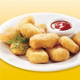 CHICKEN NUGGETS BREAST SCHOOL 1KG