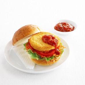 Chicken Burger 10 X 83G