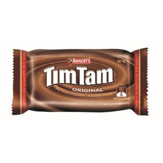 TIM TAMS INDIVIDUALLY WRAPPED  X 150 ARNOTTS