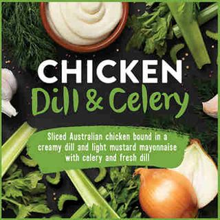 CHICKEN SANDWICH FILLING DILL AND CELERY 1KG