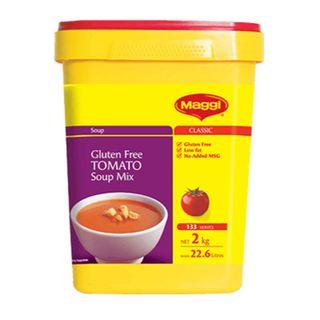 Maggi Tomato Soup Mix Gluten Free 2Kg