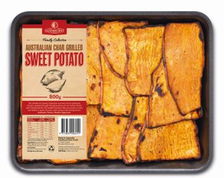 @ SWEET POTATO GRILLED 2X800G SANDHURST