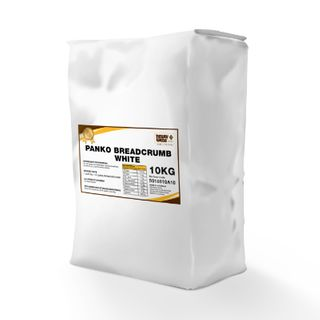 BREADCRUMBS PANKO JAPANESE WHITE 10KG