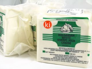CHEESE FETA SHEEPS BULGARIAN 900G