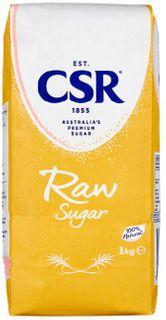 Sugar Raw 1Kg Csr