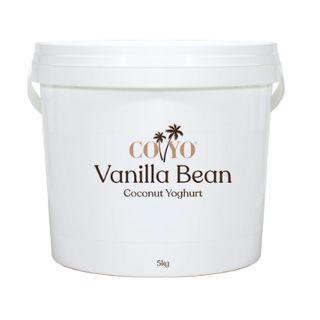 Coconut Yoghurt Vanilla Organic 5Kg Coyo