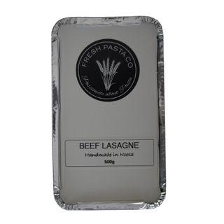 Beef Lasagne 500g