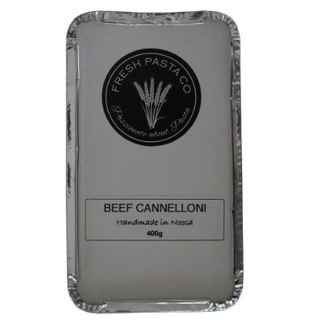 Beef Cannelloni 400g