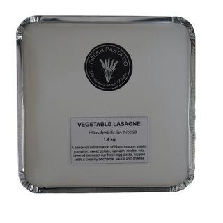 Vegetable Lasagne 1.4kg