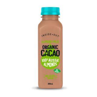 Flavoured Almond Milk - ORGANIC CACAO 350ml