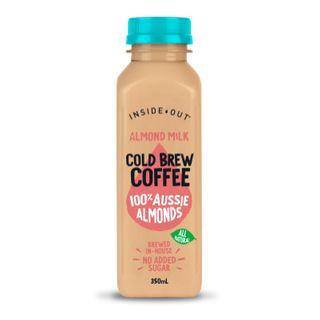 Flavoured Almond Milk - COLD BREW COFFEE 350ml