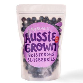 Frozen Blueberries 6x350g
