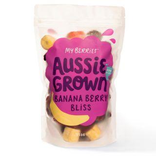 Frozen Banana Berry Bliss 6x350g