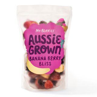 Frozen Banana Berry Bliss 1kg