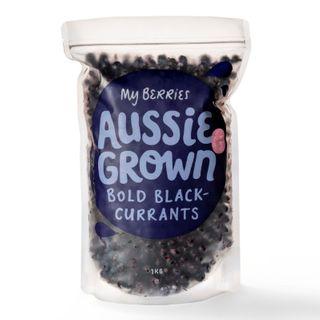 Frozen Blackcurrants 1kg